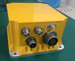Dual antenna integrated inertial navigation system, FOG INS