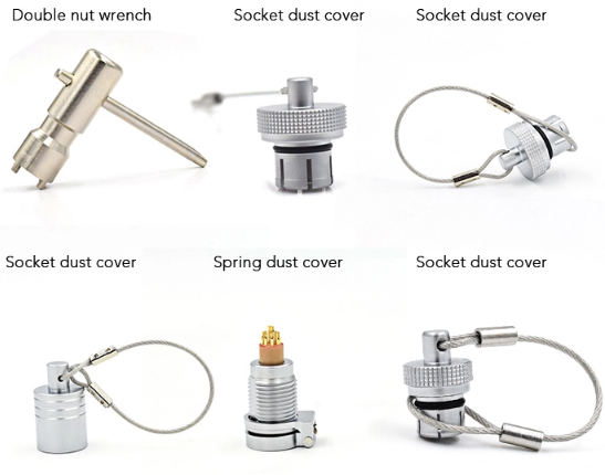 plastic protective cover socket dust cover metal dust cap plug dust cover